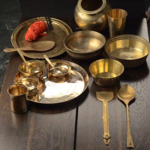 Traditional Kitchen Utensils